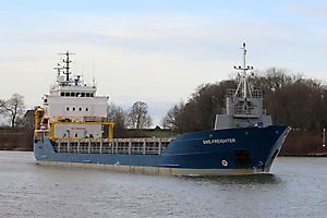 SWE-Freighter