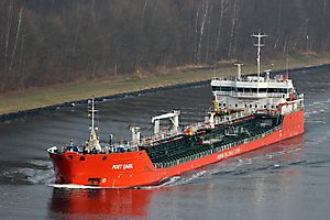 Chemical / Oil Products Tanker - 150m