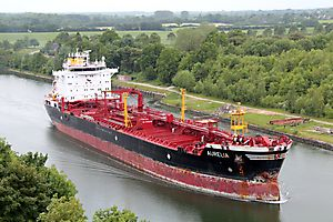 Chemical / Oil Products Tanker + 150m
